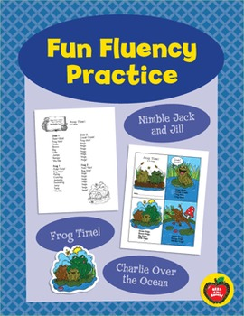 Fun Fluency Practice Favorite Songs and Chants