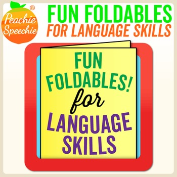 Fun Foldable Books for Language Skills