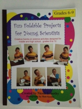 Book of Fun Foldable Projects for Young Scientists