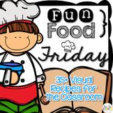 Visual Recipes for Fun Food Friday { 35+ No Bake Recipes } | Cooking Recipes