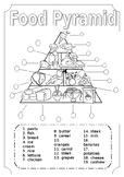 Fun Food Pyramid