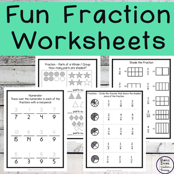 Fun Fraction Action