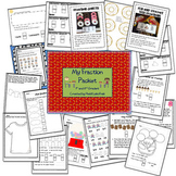 Fun Fraction Activity Packet