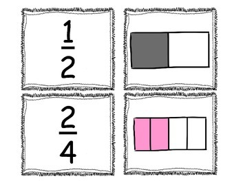 Fun Fraction Cards