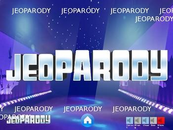 Fun Fraction Jeopardy