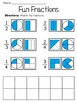 Fractions Worksheet
