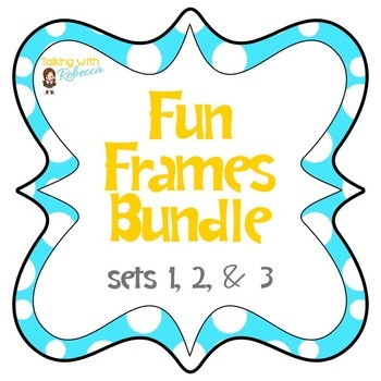 Fun Frames Bundle
