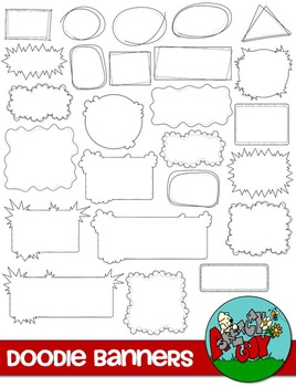 Fun Frames / Doodle Frames