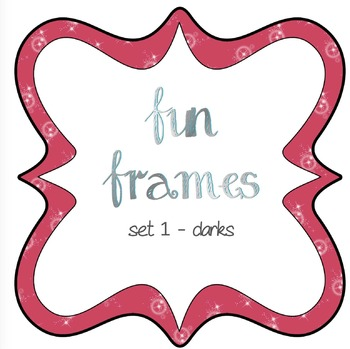 Fun Frames set 1