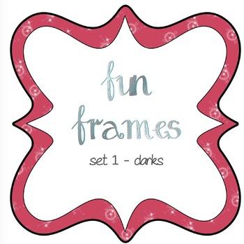 Fun Frames set 1