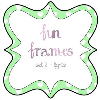 Fun Frames set 2