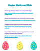 Fun Free Printables for Preschool  Easter