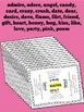 [Fun Freebie] Language Arts Valentine's Day Game I Have Who Has Grade 3+
