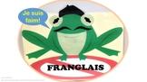 No Franglais: Fun French Classroom Poster