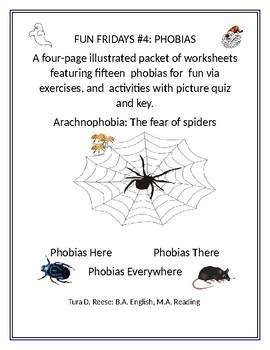 Fun Friday #4: Phobias
