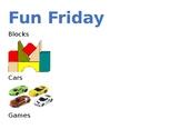 Fun Friday Board
