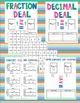 Fun Friday Math Games - Quarter 3