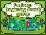 Beginning Sounds ~ Activity