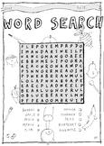 Fun Fruit Word Search