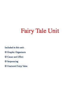 Fun, Fun, Fun with Fairy Tales