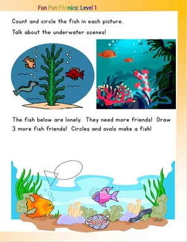 #2 Fun Fun Phonics (8 numbers pages)