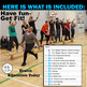 P.E. Bundle: 50 Fun Lessons, Games and Activities (Inside