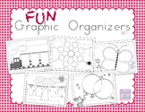 Fun Graphic Organizers Set 1