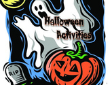 Fun Halloween Activites ~ 22 Pages of Fun!