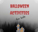 Fun Halloween Activities For Kids