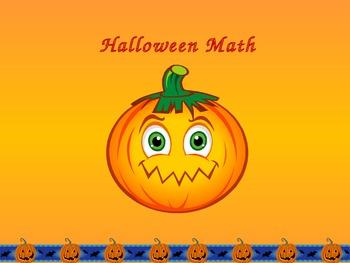 Fun Halloween Math