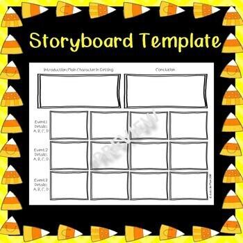 Fun Halloween Narratives with Storyboard