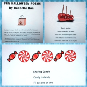 Fun Halloween Poems! Please leave me a comment!