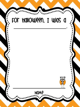 Fun Halloween coloring page!