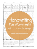 Fun Handwriting Practice Worksheets