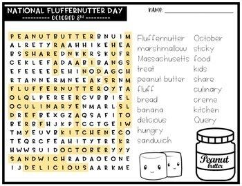 Fun Holiday Word Search GROWING Bundle
