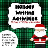 Fun Holiday Writing Activities