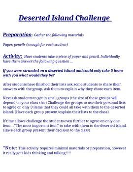 Fun Icebreaker Ideas for Middle School