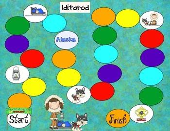 Iditarod Fun Game