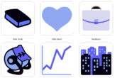 110 Fun Images & Emojis for Websites, Worksheets, and Vect