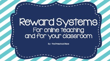 Fun Incentives for your Online Classroom! ESL, ELL, Online Teaching, Web