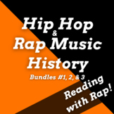 Fun Independent Reading Activities Using History of Hip Ho