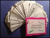 Fun Informational Writing Cards