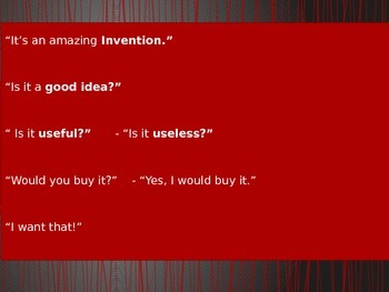 Fun Inventions Powerpoint