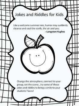 Fun Jokes and Riddles