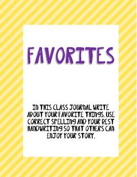 Fun Journal covers