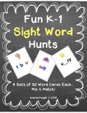 Fun Sight Word Activities for Primary Children