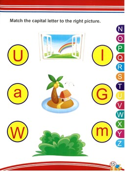 Fun & Learn Alphabet ABC - Complete Book