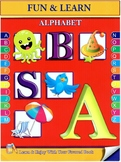 Fun & Learn Alphabet ABC - Complete Book