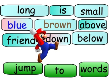 Fun Learning Interactive High Frequency Games with Mario--by Jennifer Davenport
