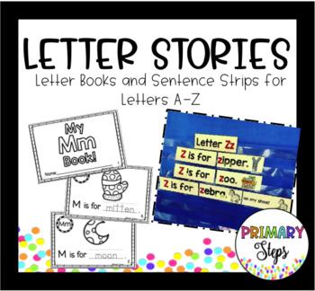 Fun Letter Books!